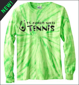 St Charles North Tennis JV Tee