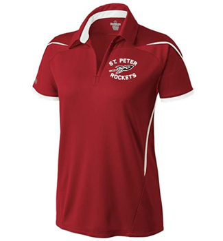 Ladies Fit Performance Polo