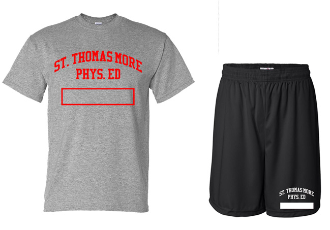 All St Patrick School Gym items