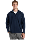 Sanmar 850 performance zip top