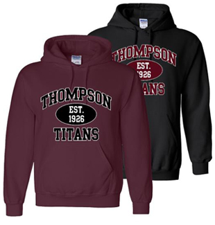 Titan Colors Hoodies