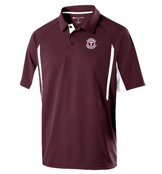 unisex performance polo