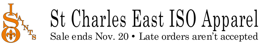 St Charles East ISO Apparel sale