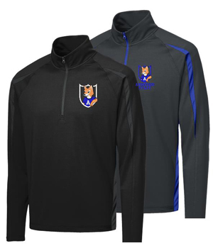 Half Zip Performance Pullover