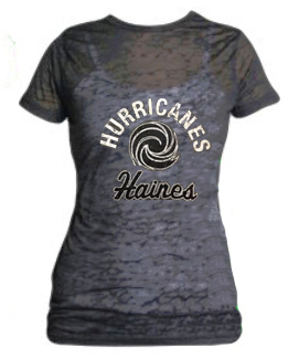 Haines Burnout Tee