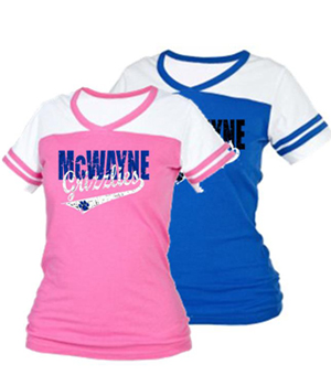 McWayne Girls' Jerseys