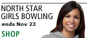 North Star Girls Bowling store