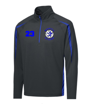 Zip Performance Pullover