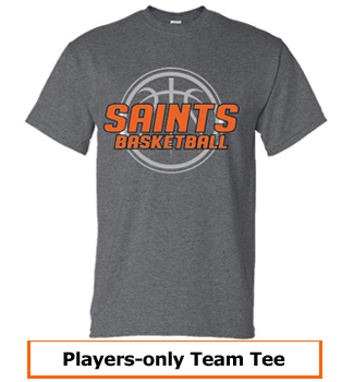 All Teams Player Tee
