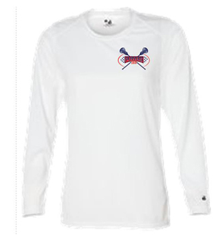Ladies Long Sleeve Performance Tee 2