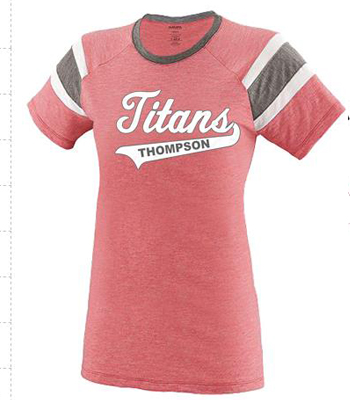 ladies short sleeve jersey tee