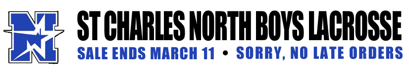 St Charles North Boys Lacrosse sale